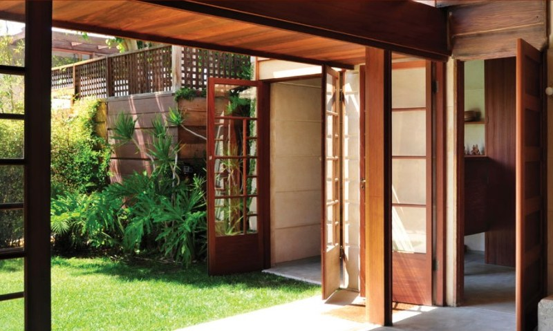 Mid-century modern home preservation