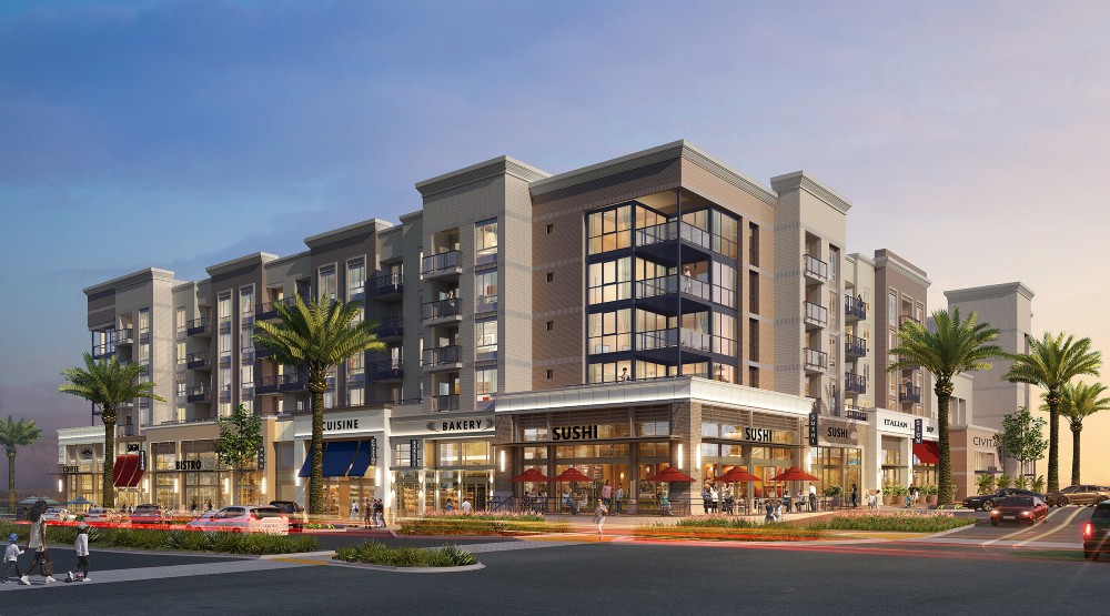First Retail Leases Signed for Growing Civita Urban Village in Mission Valley - Times of San Diego