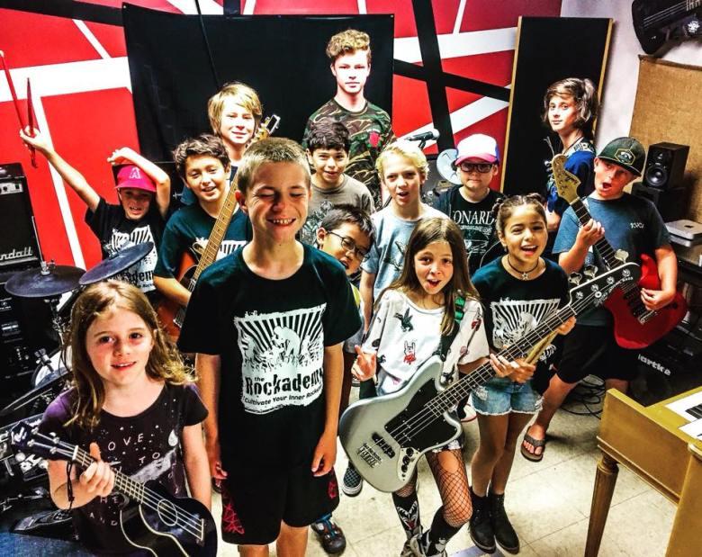 rock stars summer camp