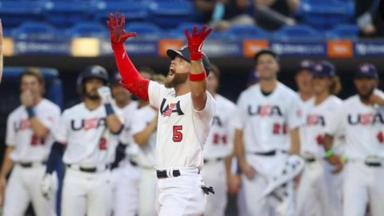 Olympics Tokyo Baseball