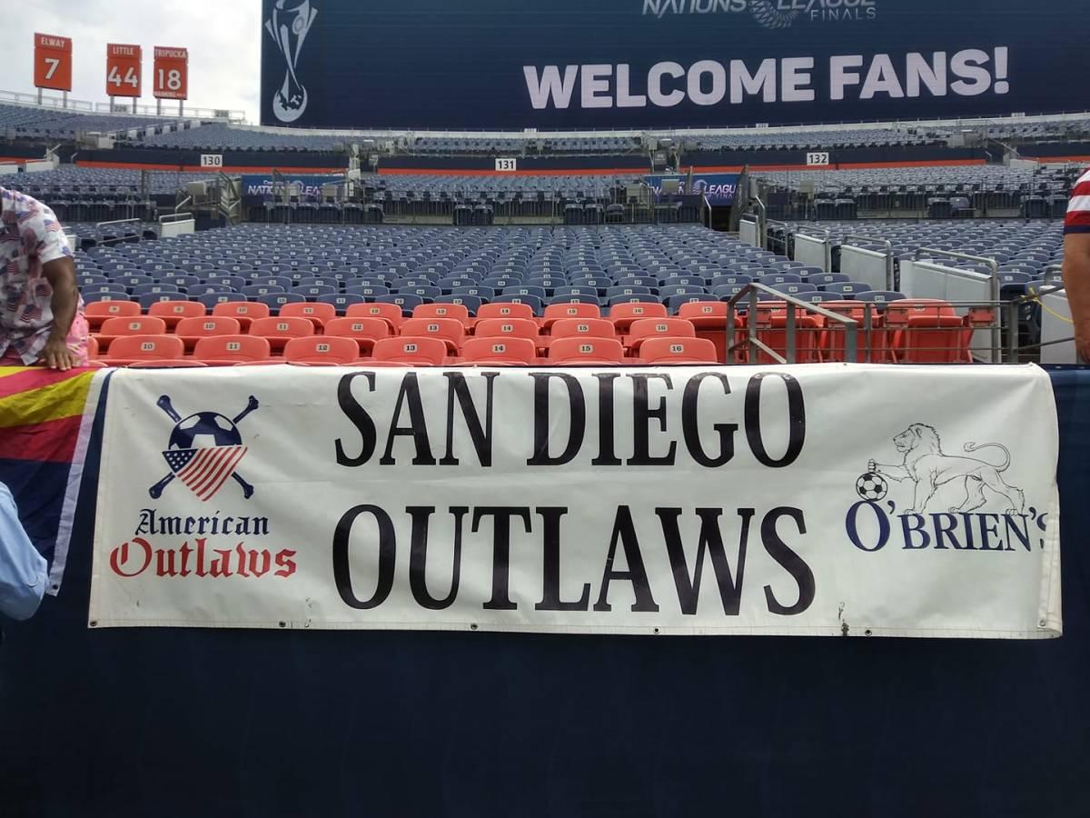 American outlaws soccer fandom