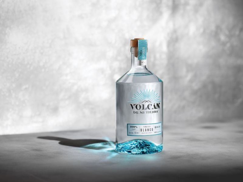 Volcan Blanco Tequila