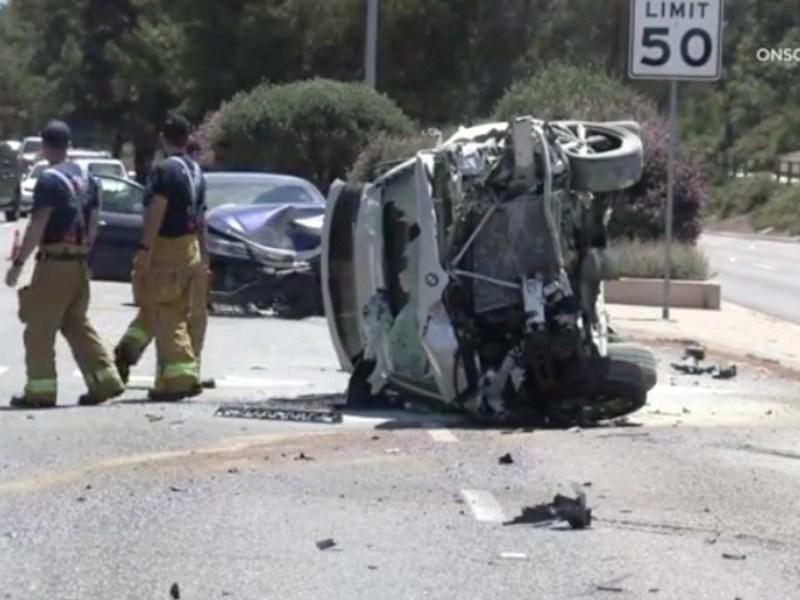 Chula Vista accident