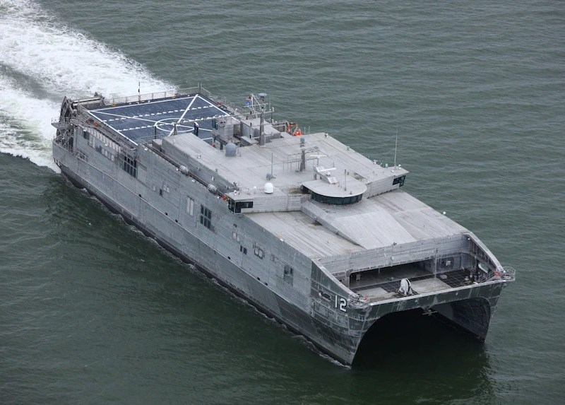 Spearhead-class expeditionary fast transport