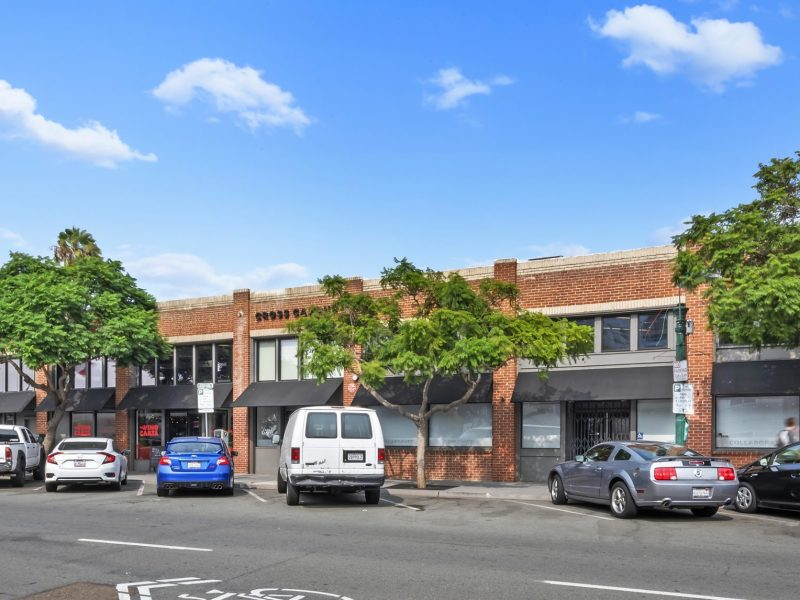 Commercial real estate Little Italy