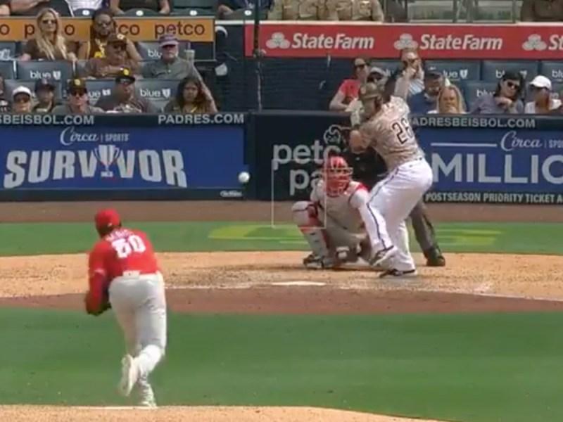 National League MLB Baseball