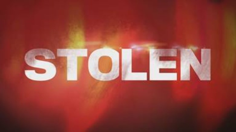 "Graphic for NBC 7 ""Stolen"" series"