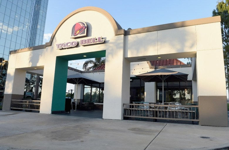 Taco Bell in Orange County