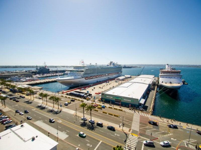 San Diego tourism Cruises
