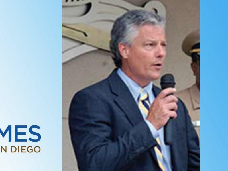 U.S. Navy Newsom Appointee