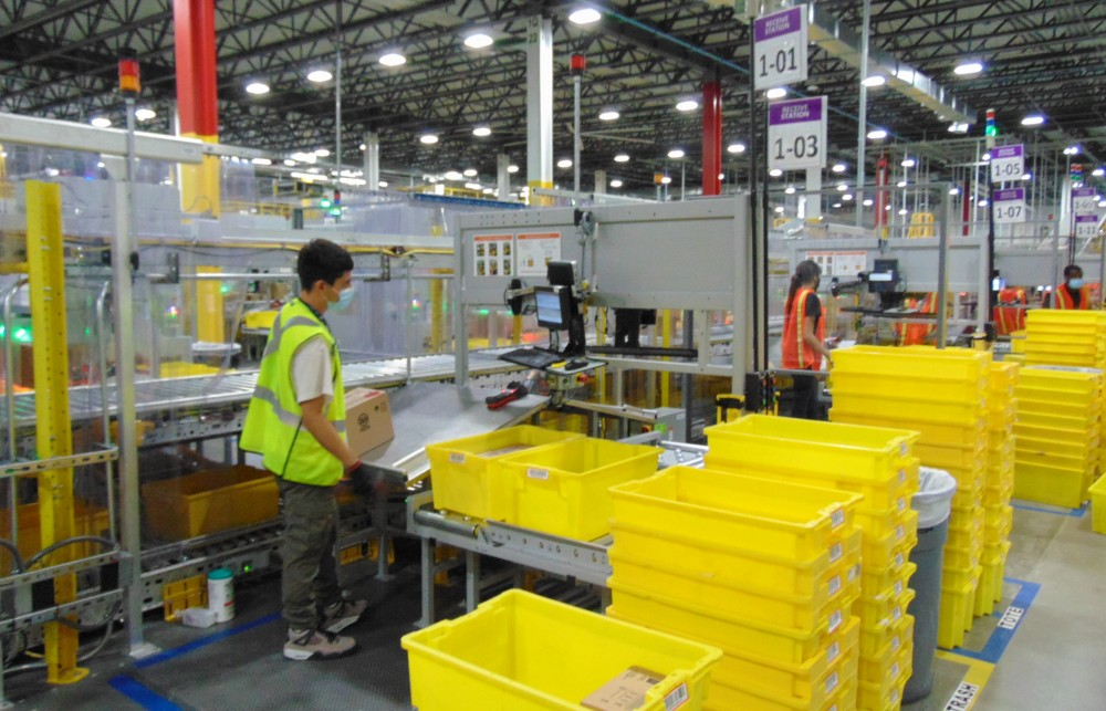 Associates sort packages