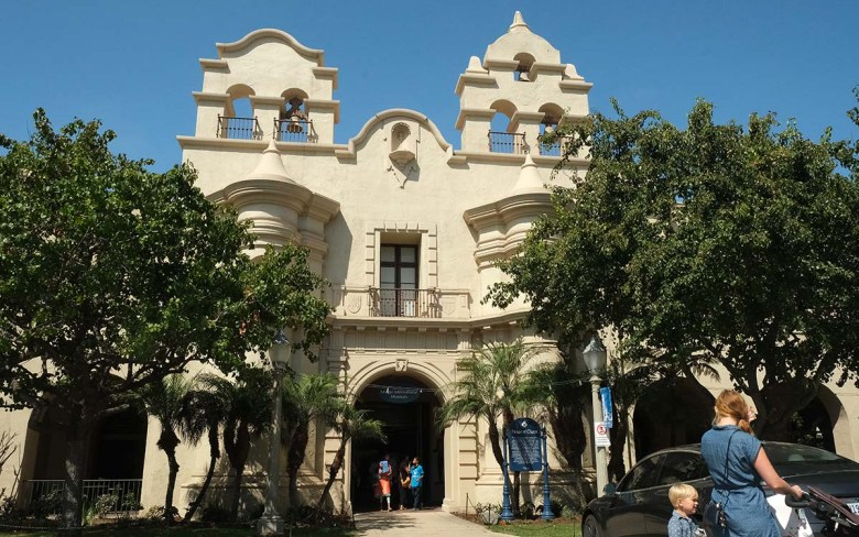 Balboa Parks' Mingei Museum reopens after a three-year renovation.  Photo by Chris Stone