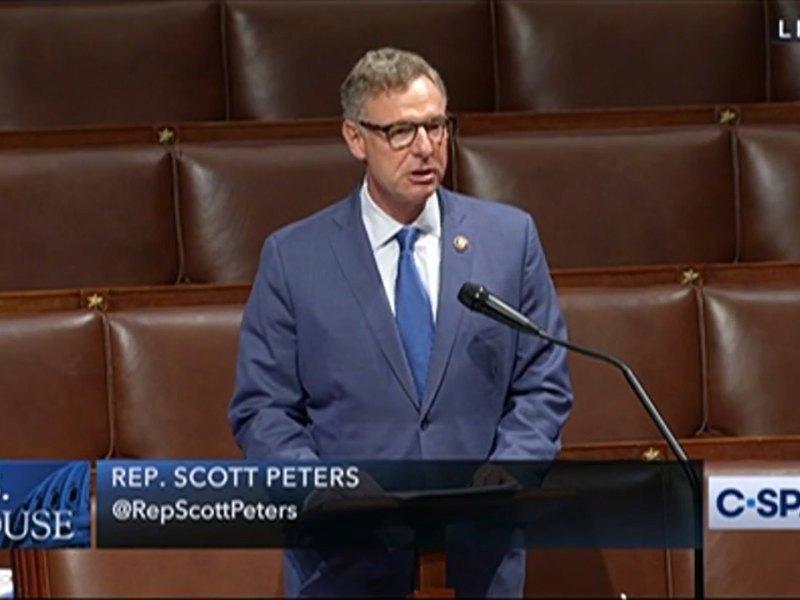 Rep. Cott Peters