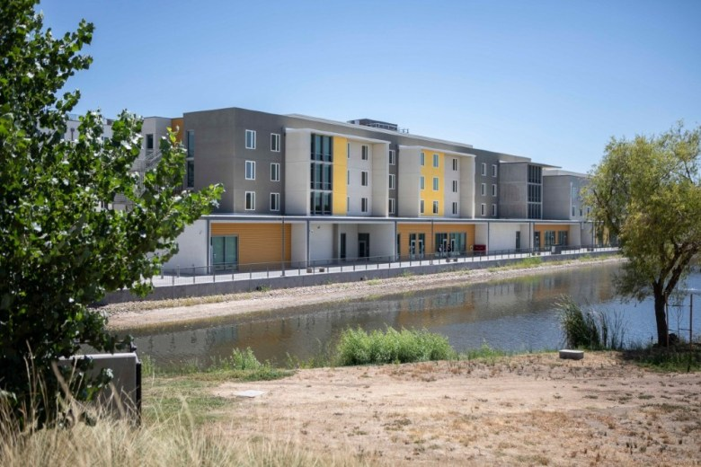 New student accommodation at UC Merced