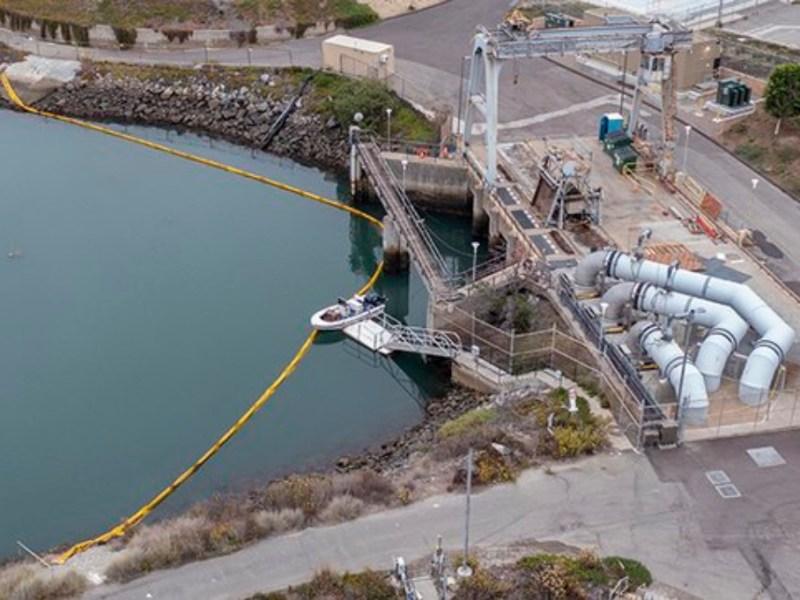Orange County Oil Spill