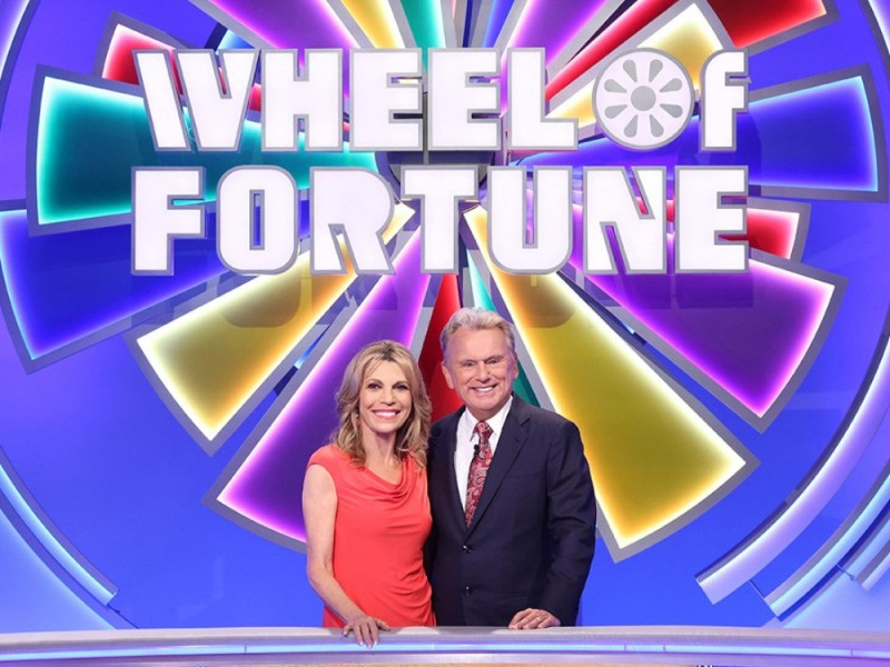 Game shows Wheel of Fortune
