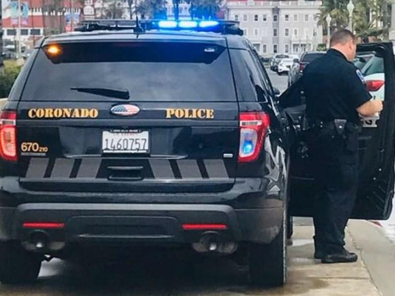 Coronado Police