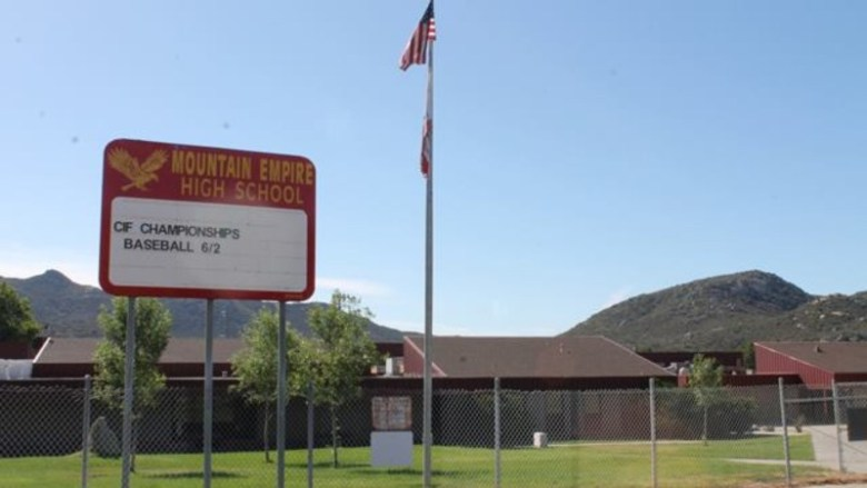 Mountain Empire High School