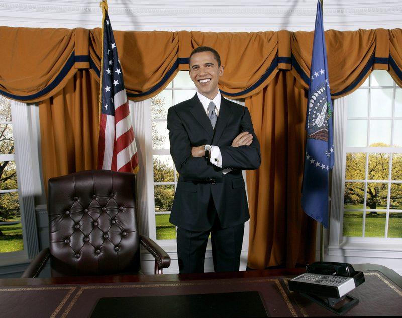 President Obama in Office
