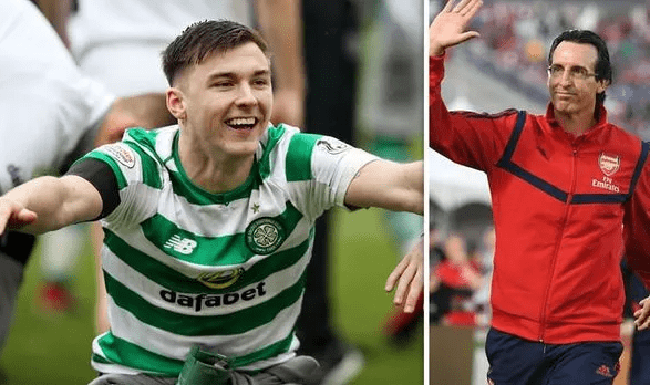 Arsenal to launch final Kieran Tierney bid as they lose patience with Celtic – EXCLUSIVE