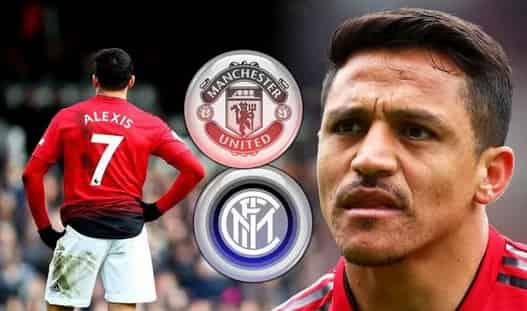 Alexis Sanchez agrees Man Utd exit with Inter Milan medical scheduled for today