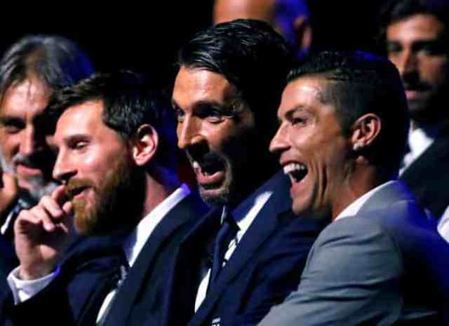 MESSI VS CR7: LEO WOULD TOTALLY ACCEPT CR7'S DINNER INVITATION