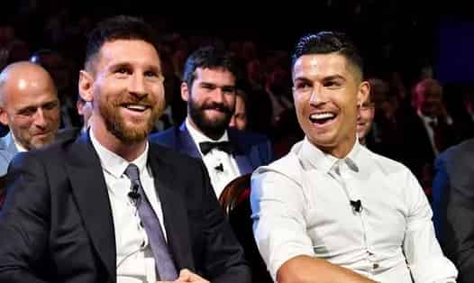 What Cristiano #Ronaldo said when asked to retire at the same time as Lionel #Messi