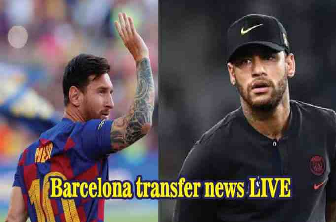 Barcelona transfer news LIVE: #Neymar £273m demand, deal agreed, Lionel #Messi text request