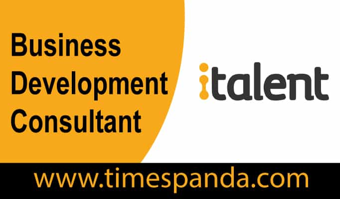 Business Development Consultant – Education Sector