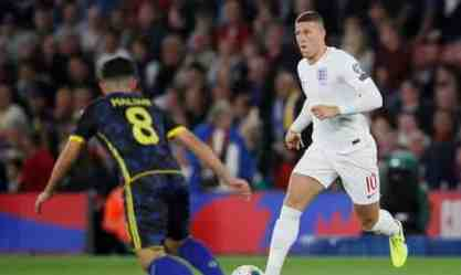 England 5-1 Kosovo LIVE: Jadon Sancho DOUBLE, Harry Kane and Raheem Sterling on target
