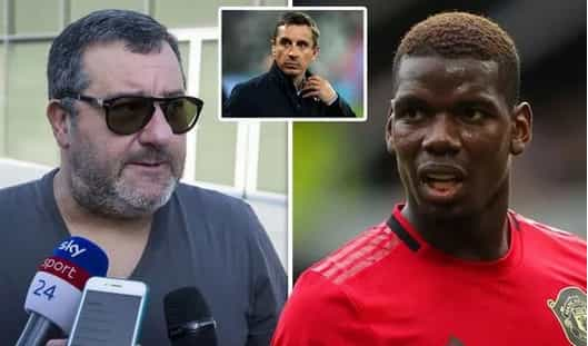Man Utd told to cut ties with Paul Pogba's agent Mino Raiola – 'He's a disgrace'