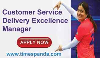 Customer Service Delivery Excellence Manager – Airports