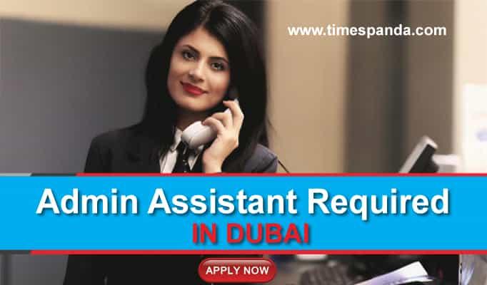 Admin Assistant (Desert Face Trading)