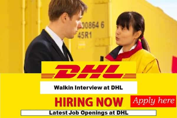 DHL Vacancies