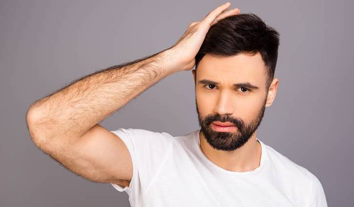 Hair Care Tips for Men to Get Shiny, Healthy and Black Hair
