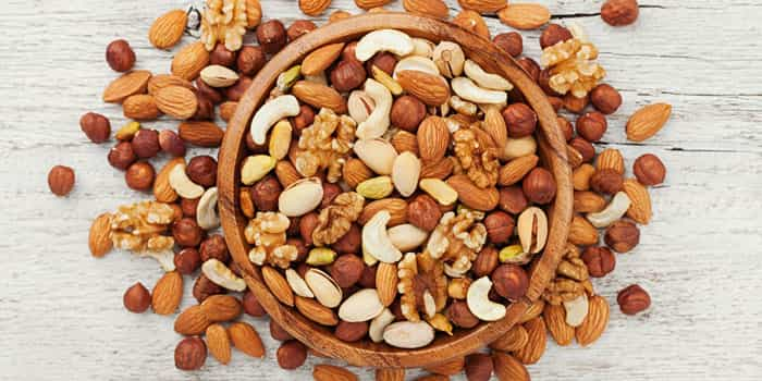 Which dry fruit is good for sperm count?