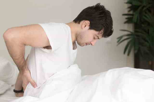 Hiatal Hernia in Men