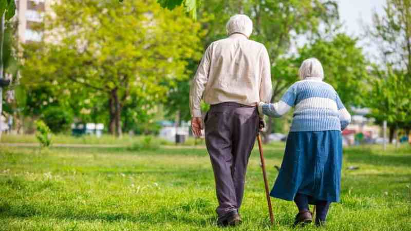 What are the psychological challenges of aging?