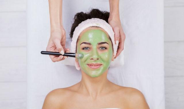 Homemade tulsi cream skincare benefits method