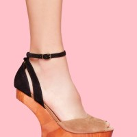 the new shoe's trend ...  ¡¡¡¡ SHOES WITHOUT HEELS!