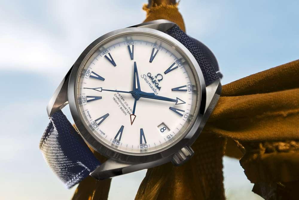 Omega Seamaster Aqua Terra 150M GoodPlanet GMT Time Transformed
