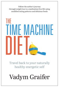 The Time Machine Diet Cover