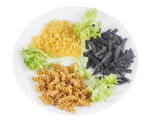 Wheat-free pastas
