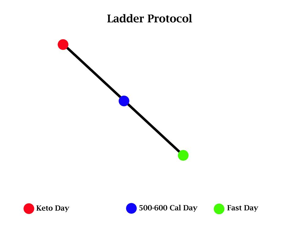 The Well Takes You Out Of Fasted State And Ketosis Slower By Adding The Inverted Sequence On The Exit Side By Adding Two More Days To Ketosis