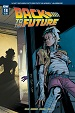 Cover of Back to the Future #18