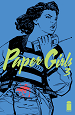 Cover of Paper Girls #3