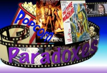 The Time Machine Popcorn Paradoxes