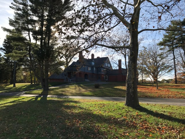 Sagamore Hill on Long Island