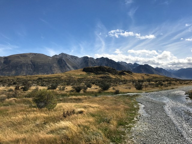 The way to Edoras