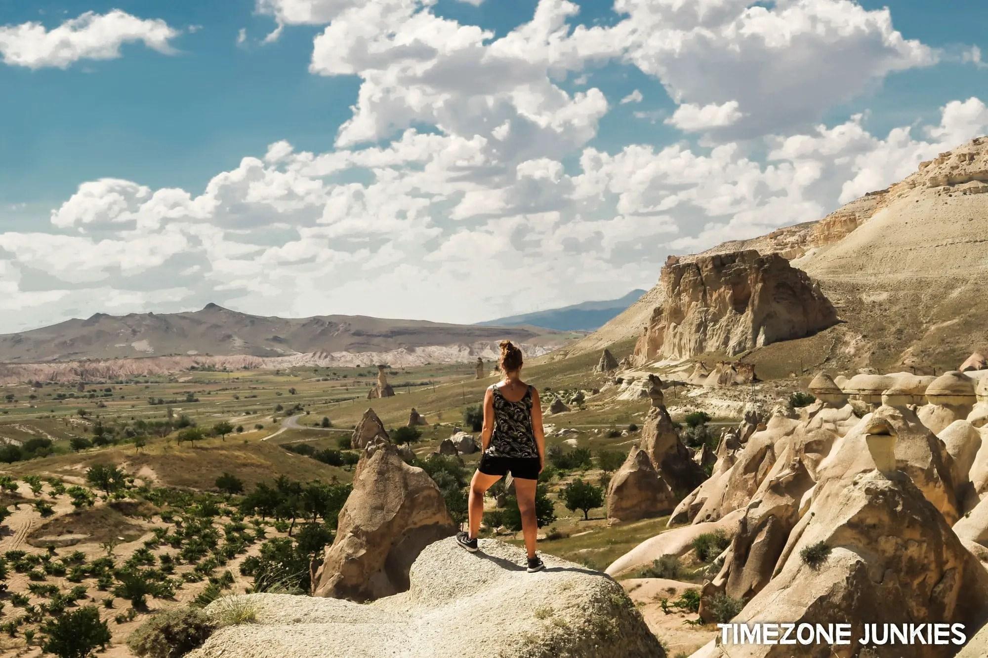 Cappadocia, Goreme,